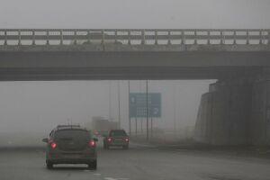 Туман накроет Татарстан