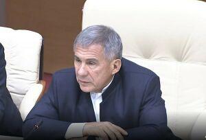Минниханов: Средняя зарплата на селе должна соответствовать всем нормам