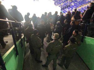 Болельщики хоккейного «Спартака» пожаловались на казанскую полицию