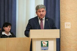 Афанасьев рассказал о соцобъектах, открытых в Зеленодольском районе по нацпроектам