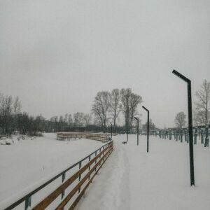 Новая набережная в Менделеевске объединит две части города