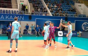 Волейболист «Зенита-Казани»: Мы слабо сыграли в атаке, это недопустимо для нас