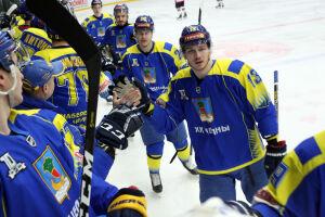 ХК «Челны» впервые в своей истории выиграл регулярный сезон в первенстве ВХЛ