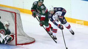 «Ак Барс» и «Нефтехимик» встретятся в первом раунде Кубка Гагарина