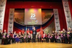 Тетюшан наградили медалями на празднике мужества и чести