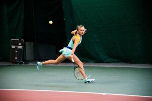 Теннисисты из Татарстана продолжают борьбу за Кубок Ельцина