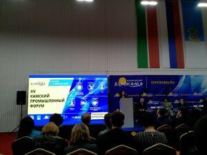 На Камском промышленном форуме призвали прояснить связанные с самозанятостью моменты