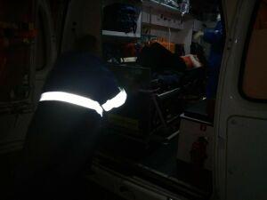 В Челнах спасли мужчину, который упал с восьмого этажа на козырек подъезда