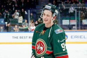 Форвард «Ак Барса» и внук Билялетдинова вошли в число лучших игроков КХЛ до 21 года