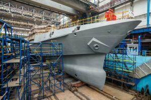 На основе татарстанской «Чайки» на природном газе будут строить морские корабли