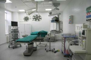 Минздрав РТ: В 2020 году 96% детских больниц оснастят современным оборудованием
