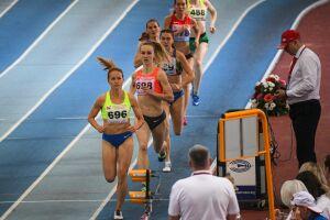 Три спортсмена из Татарстана стали призерами чемпионата России по легкой атлетике