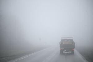 МЧС напомнило татарстанцам, что туман опасен для всех участников дорожного движения