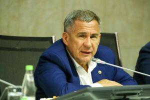 Минниханов начинает серию встреч с застройщиками Татарстана по теме эскроу-счетов