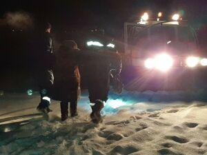 Спасатели помогли женщине, которая заблудилась на Каме в РТ и не могла дойти до дома