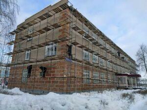 В Елабуге капитально ремонтируют музыкальную школу № 1 имени Энвера Бакирова