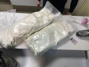 Наркокурьер из Санкт-Петербурга был пойман с 7 кг наркотиков на трассе в РТ