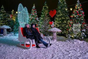 На Кремлевской набережной откроется интерактивная площадка «Фабрика любви»