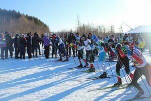 В Кукморском районе на «Лыжне Татарстана 2020» состоялось 11 стартов
