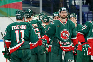 ХК «Ак Барс» установил рекорд посещаемости клуба в КХЛ