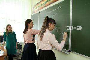 В Татарстане выросло число девятиклассников, которые выбрали ОГЭ по татарскому языку