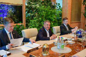 Президент РТ обсудил с руководством ОАО «Булгарпиво» планы по развитию производства