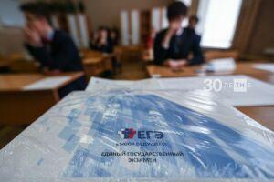 Сдающих профильную математику среди школьников Татарстана больше, чем в среднем по РФ
