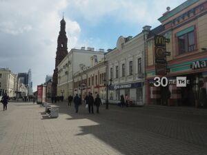 В Татарстане потеплеет до 8 градусов выше нуля