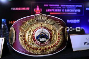 На «Кубке Казанского Кремля» по боксу разыграют титул чемпиона мира WBA Super