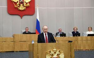 Путин не поддержал предложение о досрочных выборах в Госдуму РФ