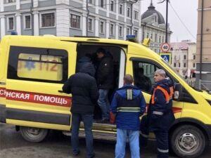 В Казани автоледи из Красноярского края протаранила «БМВ», есть пострадавшие