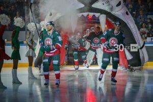 «Ак Барс» сыграет в полуфинале либо с «Сибирью», либо с «Салаватом Юлаевым»