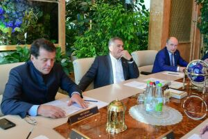 Минниханов обсудил с главой Росморречфлота развитие судоходной отрасли в Татарстане