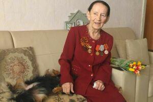 Нижнекамка Лемби Щеблыкина поделилась личной историей выживания в годы блокады