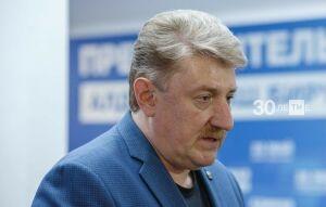 Кондратьев приостановит членство в «Единой России» в случае избрания главой ЦИК РТ