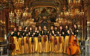 Оркестр Renaissance из РТ представил «Музыкально-художественный вернисаж» в Берлине