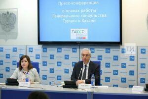 Генконсул Турции в Казани: Все довольны результатами переговоров Путина и Эрдогана