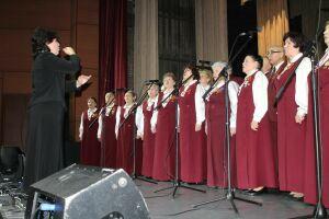 Ветераны Менделеевска сразились за право выступить на гала-концерте «Балкыш — Сияние»