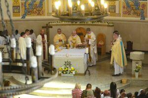 Католический приход в Казани не планирует отменять службы из-за коронавируса