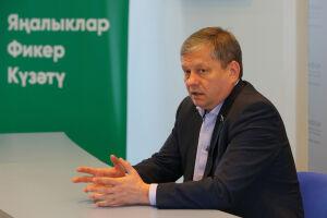 Бариев: Благодаря поправкам вКонституции впервые будет упомянута молодежь