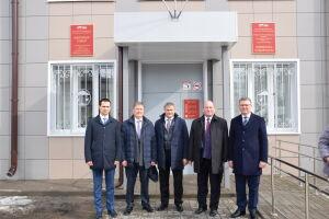 В Нурлате официально открыли здание участков мировых судей