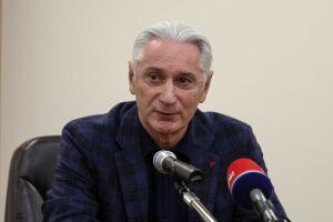Зинэтула Билялетдинов: Можно сказать, что я уже и закончил тренерскую карьеру