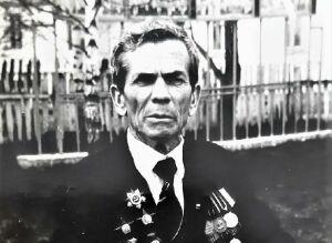 В Тетюшском районе вспомнили о ветеране, ведшем дневники с воспоминаниями о фронте