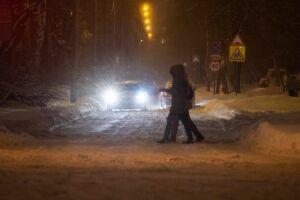 В ближайшие дни холодный воздух с Арктики принесет в Татарстан снег и метели