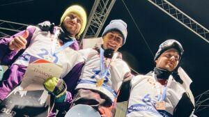 Сноубордист из Татарстана стал победителем чемпионата России