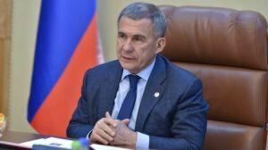 Рустам Минниханов направил телеграмму с соболезнованиями отцу Ирека Миннахметова