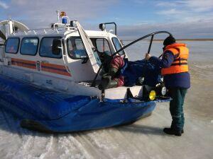 В Татарстане спасли пожилого мужчину, которому стало плохо с сердцем на рыбалке