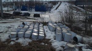 Экологи обнаружили загрязнение водоохранной зоны Свияги