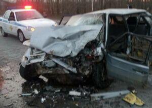 В столкновении двух авто в Татарстане погибла водитель одного из них
