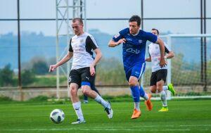 ФК «КАМАЗ» обыграл «Торпедо-Владимир» в контрольном матче на сборе в Турции